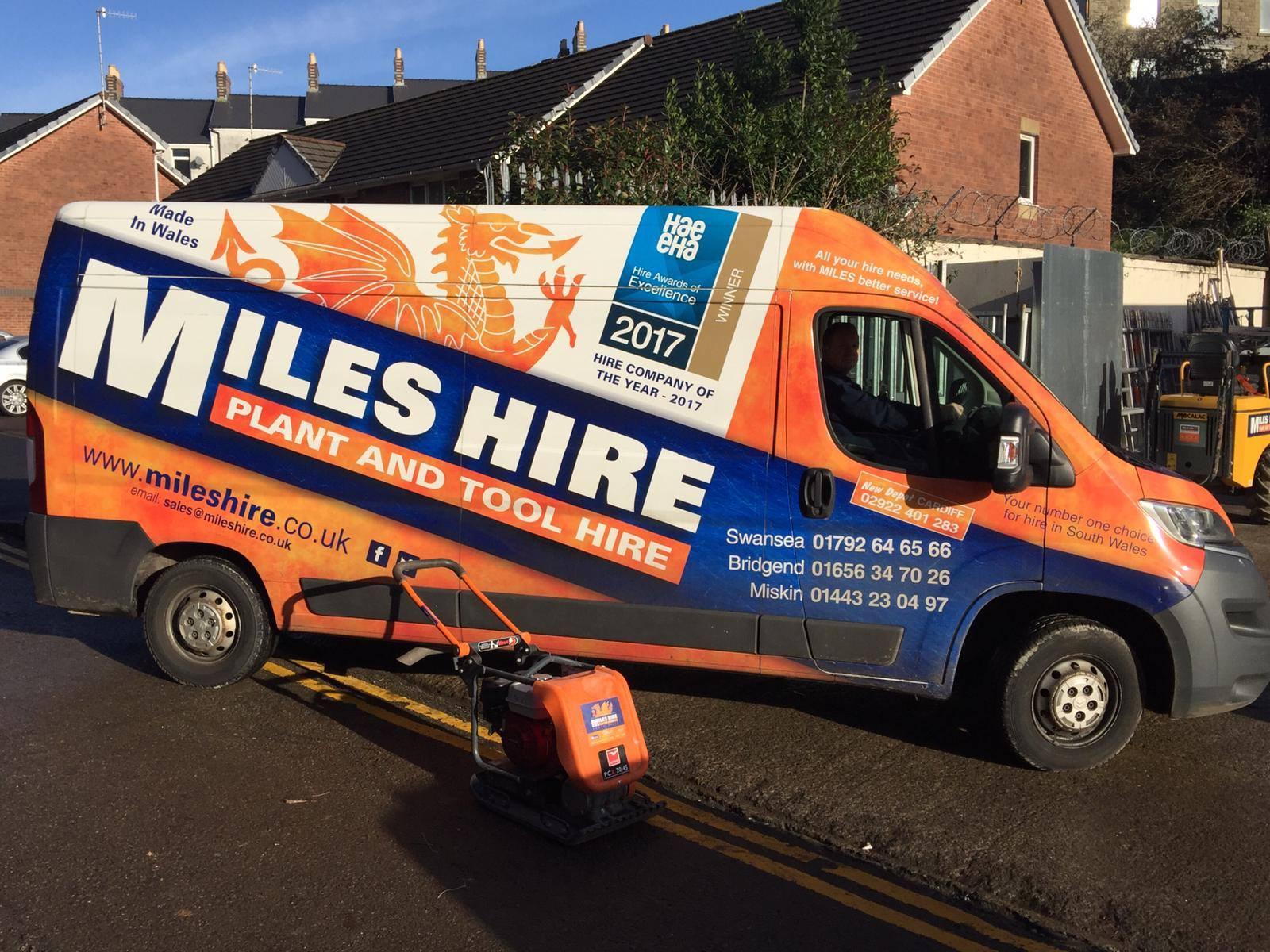 miles hire